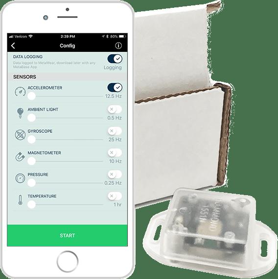 MbientLab – Wearable Bluetooth 9-axis IMUs & environmental Sensors